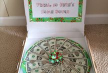 Gift Ideas: Cash Money / by Laurie Feeney