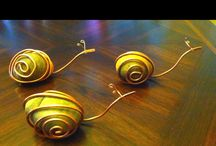 Alambrismo / Objetos hechos con alambre de cobre o hierro