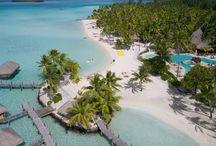 Bora Bora, Hotel Bora Bora Pearl Beach Resort 4* / El mas polinesio de los hoteles 4* en Bora Bora.