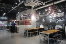 Cafe/Restaurant Branding