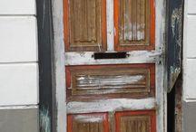 Kozijnen ramen deuren luiken / Restauratie