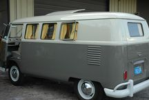 VW T1 Mouse Grey Examples