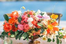 Floral Inspiration: Mixed Color