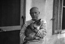 famosos y su gato