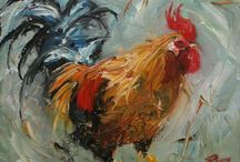 Roosters & Poultry