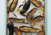 Aubergine, eggplant recipes