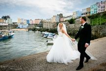 AMC | Real Brides / Brides wearing their very own Amy Mair Couture gowns on their special day