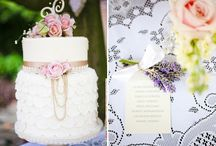 Boho wedding shoot / Cake by Sassa's Cakes