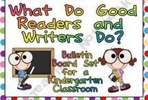 Reader's Workshop - Kindergarten / by Rachel Young