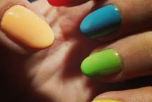 Moje paznokcie