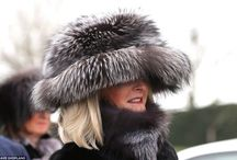 Fur hats / Beautiful fur hat styles