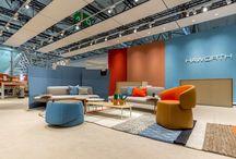 ORGATEC 2014 / Międzynarodowe targi ORGATEC 2014 - Modern Office & Facility. Targi odbyły się w dniach 21-25 października br. w Kolonii. Targi podzielone były na cztery główne grupy tematycznie: ORGATEC Office, ORGATEC Contract, ORGATEC Space i ORGATEC Mobile.