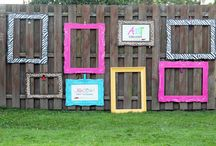 Art Theme Birthday Party Ideas / Thank you to Craft That Party for styling up some great ideas to give you the ultimate Art Party. / by Birthday Express
