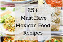 mexikói receptek