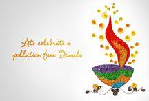 slogans on diwali