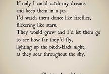 Belle poésie.