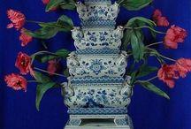 Art_Tulip vase/Delfts Blauw