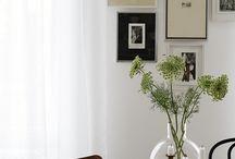 Vaser / blomster