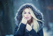 Winterportrait