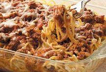 Casseroles & Pasta / by Becky Orfei
