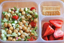 packed lunch ideas / by Brittanie Strickland
