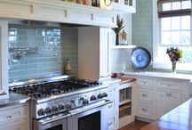 Kitchen splash backs/tiles