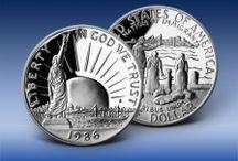 Stříbrné pamětní mince / Stříbrné pamětní mince