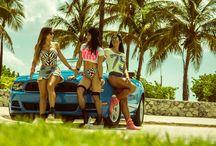 ★ MIAMI BEACH ☀ SUMMER 2014 ★ / Labellamafia Miami Beach Collection - Summer 2014 ☼