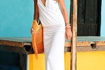 Beach and Summer Outfits / by Lisa Persinger