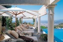 Celebrity Homes / A preview of some wonderful celebrity homes for you.