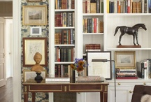 Bookshelves- Built-ins- Millwork / by Naomi Stein