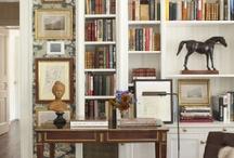 Bookshelves- Built-ins- Millwork / by Naomi Stein