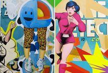 Fabrizio Arrieta / Fabrizio Arrieta - Costa Rican artist.