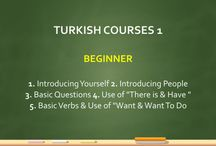 Turkish Courses
