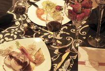 NUESTRA COCINA / Platos y menús para eventos con personalidad.