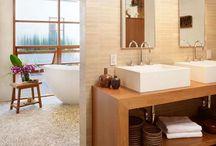 { le bain } / beautiful bathrooms
