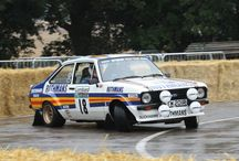 Classic rally cars / Classic rally cars