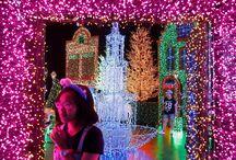 Luces y colores: Se enciende la #Navidad2016 en el mundo