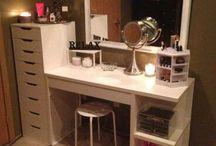 Vanity table ideas