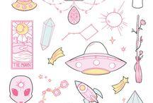 sticker doodle