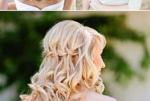 bridal  hair  arrange