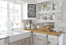 Cute Kitchens / Cute Kitchens | Kitchen decor inspiration | 247Blinds.co.uk