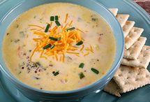 SOUP / Soups / by Dana Brudos