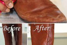 Arreglo de zapatos