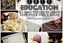 education - cool things