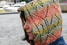 Knits: hats and hoods / by Xanthe Roxburgh