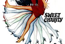 Poster Design #SweetCharity / A look at different poster designs for worldwide productions of Sweet Charity.   Find out more at www.wolseytheatre.co.uk