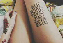 Nice tattoo ((: