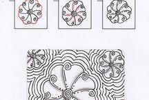 Art Zentangle P / by Sharon Salu