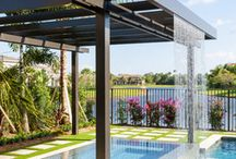 Water Feature - Curtain